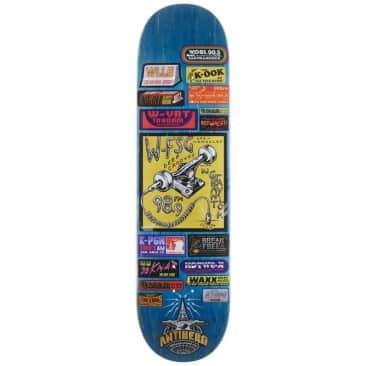 Antihero Skateboards - Taylor Broadcasting