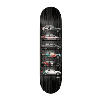 """Real - Ishod Customs Twin Tail Deck (8"""")"""