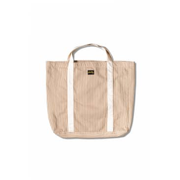 Stan Ray Big Tote - Khaki Hickory