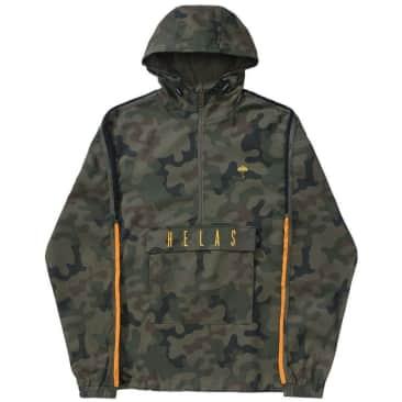 Hélas Gang Hooded Jacket - Camo