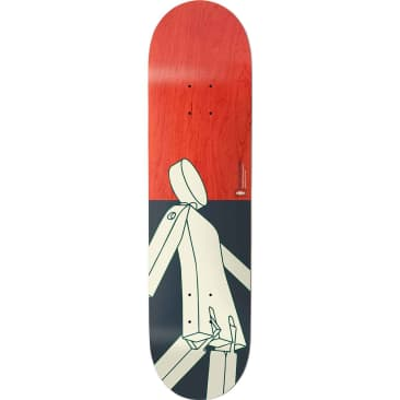 "Girl -McCrank Marionettes Deck (8.125"")"