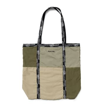 Magic Castles Lightweight Tote Bag - OIive