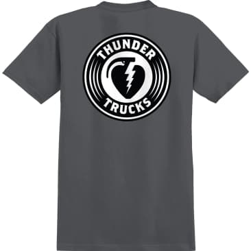 THUNDER Charged Grenade Tee Charcoal