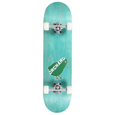 Orchard Green Bird Logo Hybrid Complete 7.8 Cyan (With Free Skate Tool)