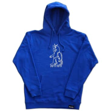 Fifty Fifty Gonz Hoodie - Royal Blue