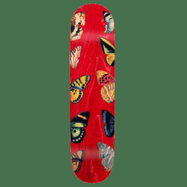 "Quasi Skateboards - Quasi Butterfly One Skateboard Deck | 8"""