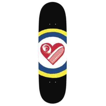"Free Dome Skateboards - SK8heart Deck 9"" Wide"