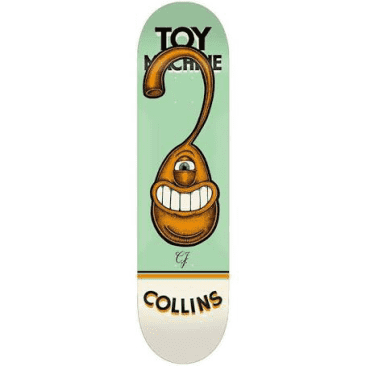 Toy Machine- CJ Collins Deck 8.25""