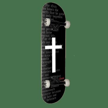 """Zero Thomas OG Cross Complete Skateboard - 8"""""""