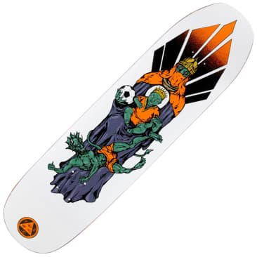 "Welcome Futbol On Son Of Moontrimmer Deck (8.25"")"