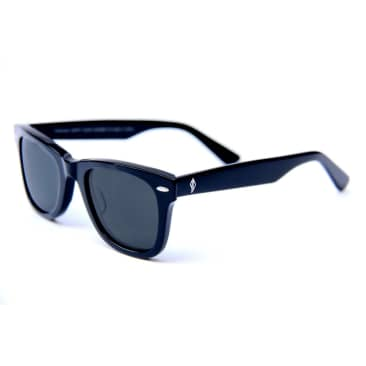 Happy Hour - The Dylans Top Shelf PD Polarized Shades (Gloss Black)