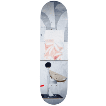 "Isle Skateboards - 8.375"" Tom Knox Sculpture Series Skateboard Deck"