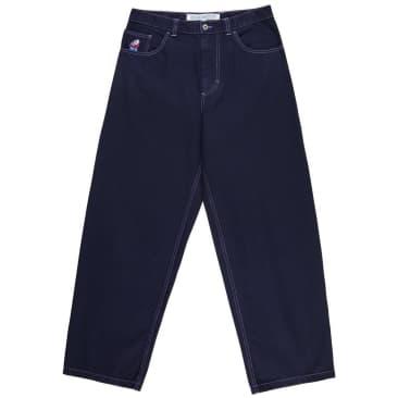 Polar Skate Co Big Boy Jeans - Deep Blue