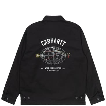 Carhartt WIP Cartograph Jacket - Black