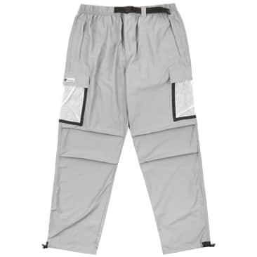 Bronze 56k Mesh Cargo Pants - Grey