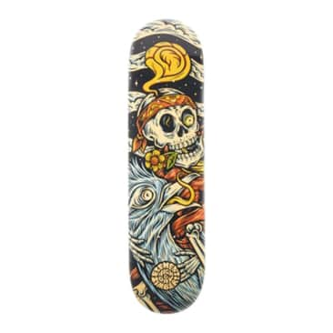 "Element Timber High Dry Skull 8.25"" Deck"