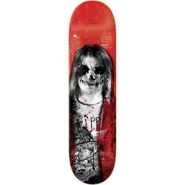 Zero Summers 27 Club Skateboard Deck - 8.25""