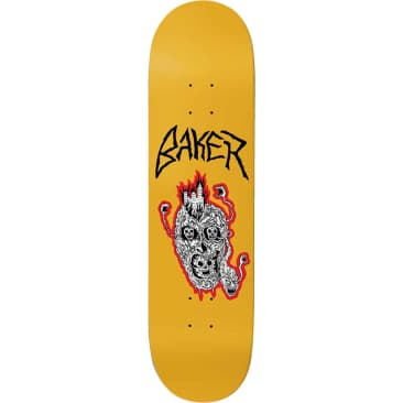 BAKER Hawk Judgement Day Deck 8.0