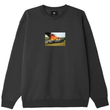 OBEY The Suburbs Crew - Black