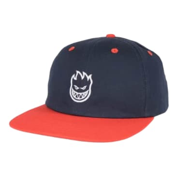 Spitfire -Lil Bighead Adjustable Strap Hat (Navy/Red/White)