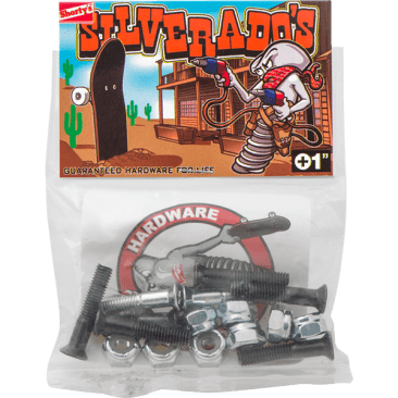 "SHORTY'S - Silverados 1"" Phillips Hardware"