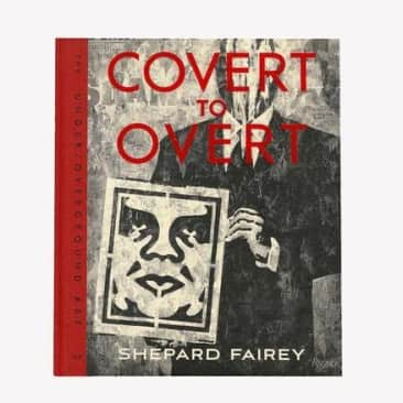 OBEY Covert to Overt Book
