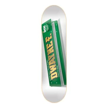 "DGK Rolling Papers Fagundes 7.8"" Deck"