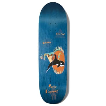 """Girl Skateboards - Simon Bannerot We Must Visualize Deck 9"""" Wide"""