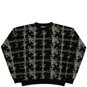 Yardsale Barbera Knit - Black / Green