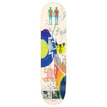 Quasi 99 Skateboard Deck - 8.25