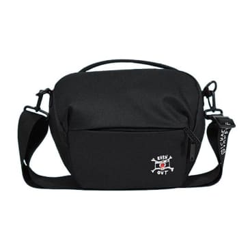 "The BumBag Co - Michael ""Burnout"" Burnett Camera Bag - Black"