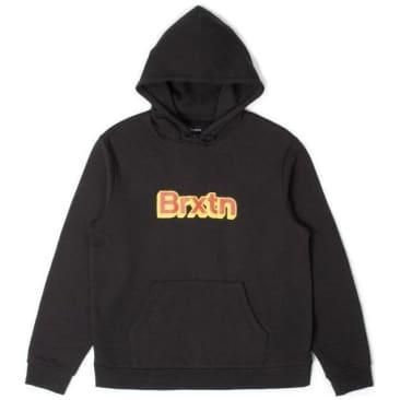 Brixton Gate Hoodie - Black