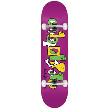 Krooked - Pals Team Series - Complete Skateboard - 8.5''