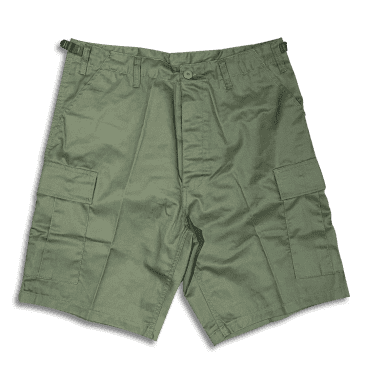 No-Comply Cargo Shorts - Olive