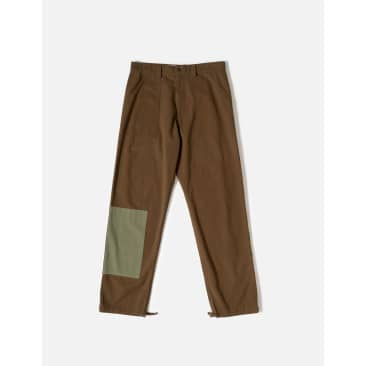 Heresy Arcadia Trousers - Brown / Olive