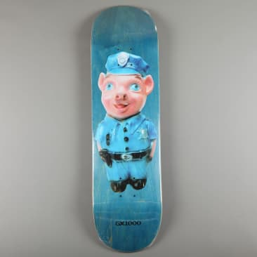 "GX1000 'Pig - Two' 8.5"" Deck (Blue Stain)"