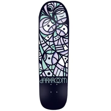Darkroom Fractal Shaped Deck 8.625""