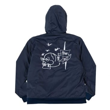 Krooked Death Custom Hooded Jacket