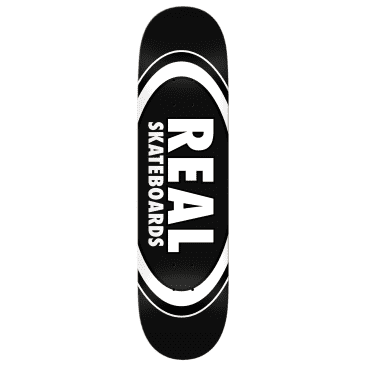 "Real | 8.25"" Classic Oval"