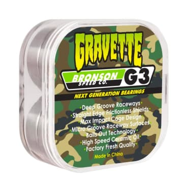 Bronson Speed Co - Bronson Speed Co Gravette G3 Bearings
