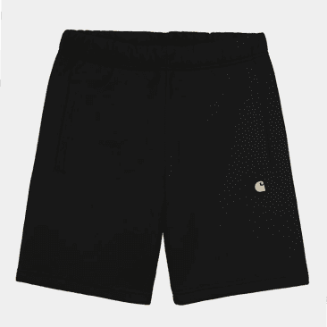 Carhartt WIP - Chase Short - Black/Gold
