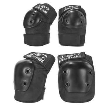 187 Combo Pack Knee/Elbow Pad Set