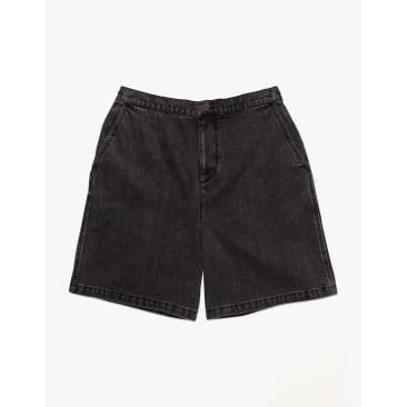 Victoria HK Shorts Denim Washed Black