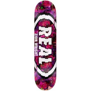 Real Skateboards - Zion Glitch Oval