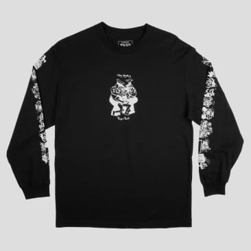 Pass~Port Toby Zoates Coppers Long Sleeve T-Shirt - Black