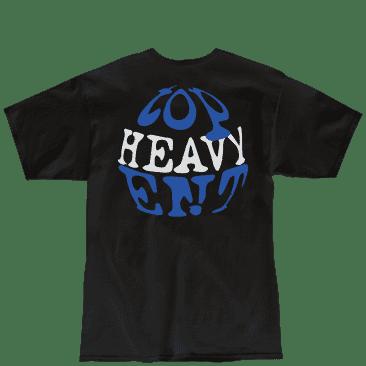 Top Heavy Lens T-Shirt - Black