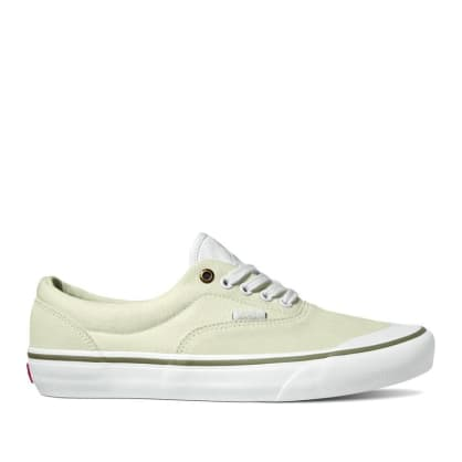 Vans Roche Era Pro Shoes - Marshmallow / White