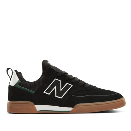 New Balance Numeric 288 Sport Skate Shoes - Black / Green