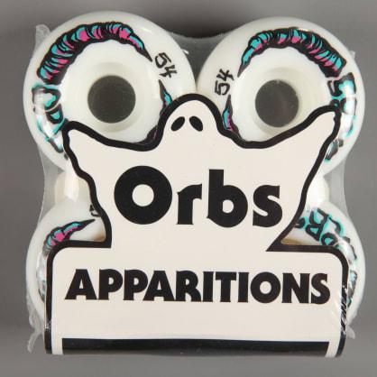 Orbs 'Apparitions Whites' 54mm 99A Wheels