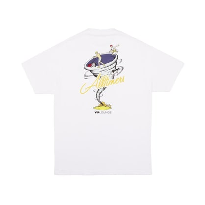 Alltimers Twista T-Shirt - White
